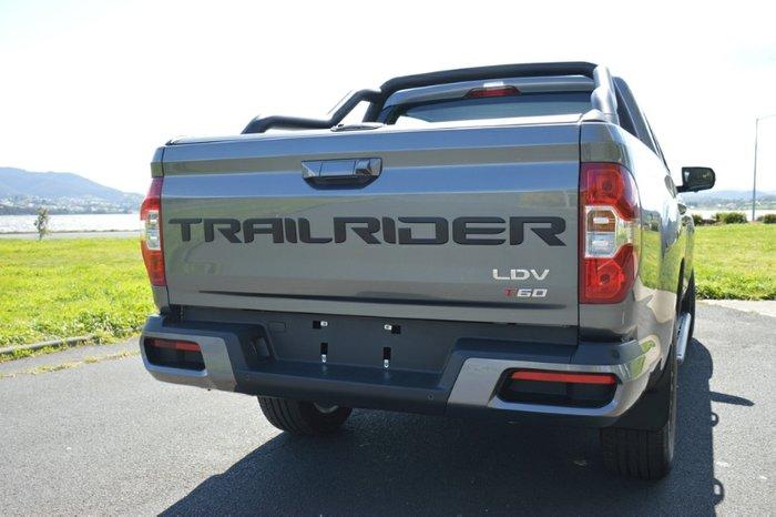LDV T60 TRAILRIDER 2 DUAL CA SK8C GREY