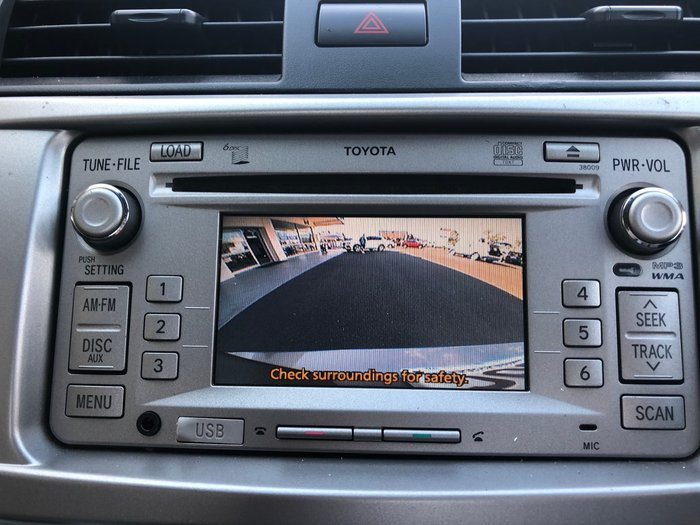 2010 Toyota Camry Hybrid AHV40R MY10 Bronze