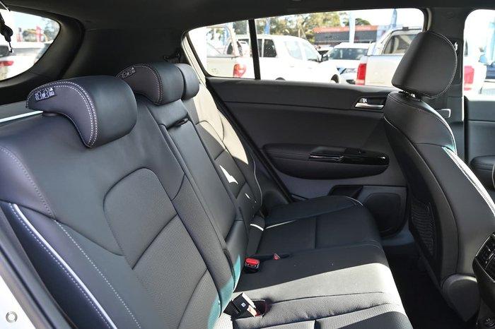 2020 Kia Sportage GT-Line QL MY21 4X4 On Demand White