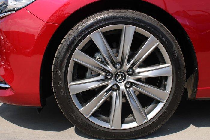 2019 Mazda 6 Atenza GL Series Red