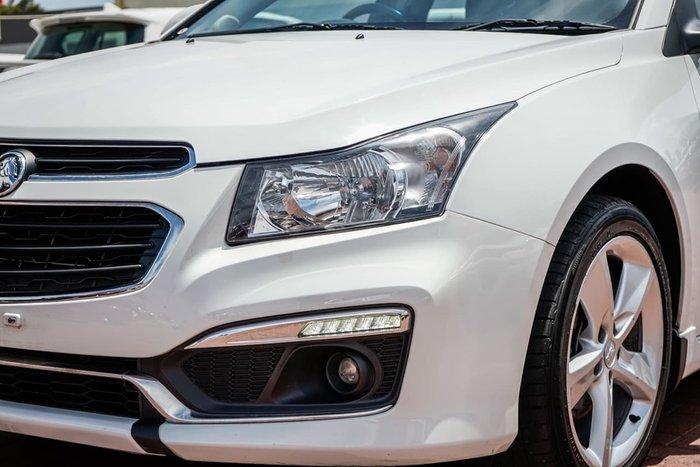 2015 Holden Cruze SRi-V JH Series II MY15 White