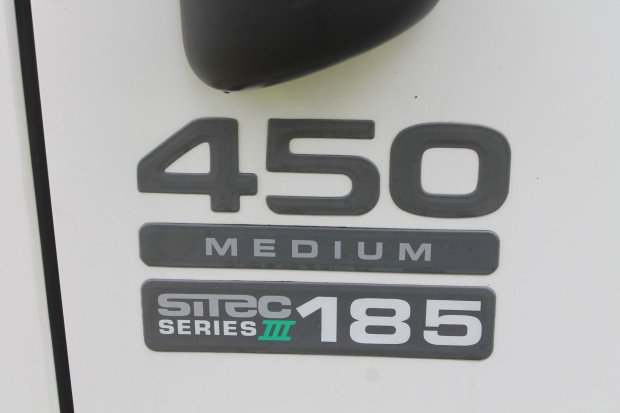 2011 Isuzu NQR450 Medium Service Body White