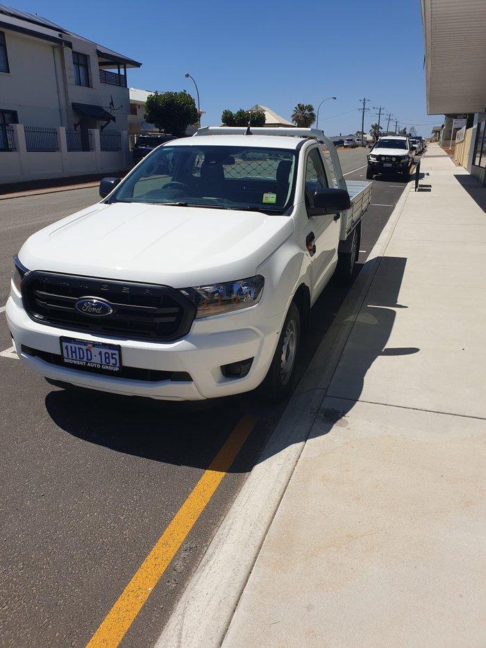 2020 Ford Ranger XL PX MkIII MY20.75 White