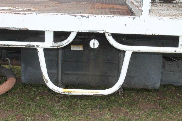2011 Hino 716 - 300 Series Beavertail White