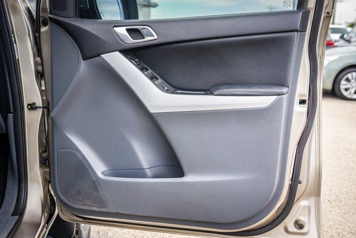 2012 Mazda BT-50 GT UP 4X4 Dual Range Gold