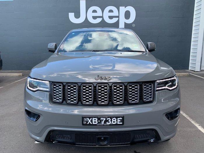 2020 Jeep Grand Cherokee Night Eagle WK MY20 4X4 Dual Range Grey