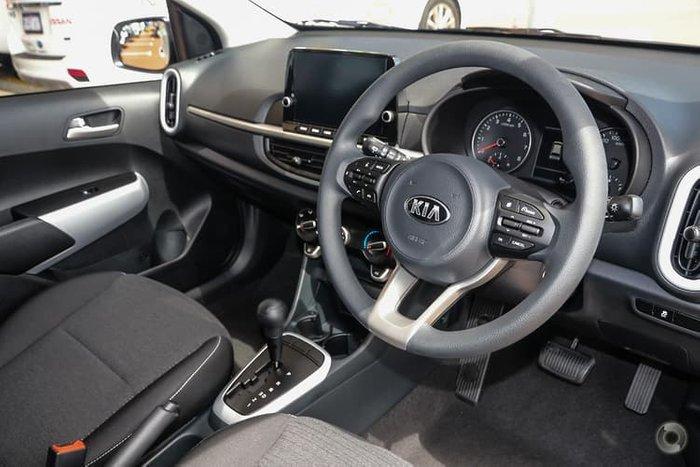 2020 Kia Picanto S JA MY21 White
