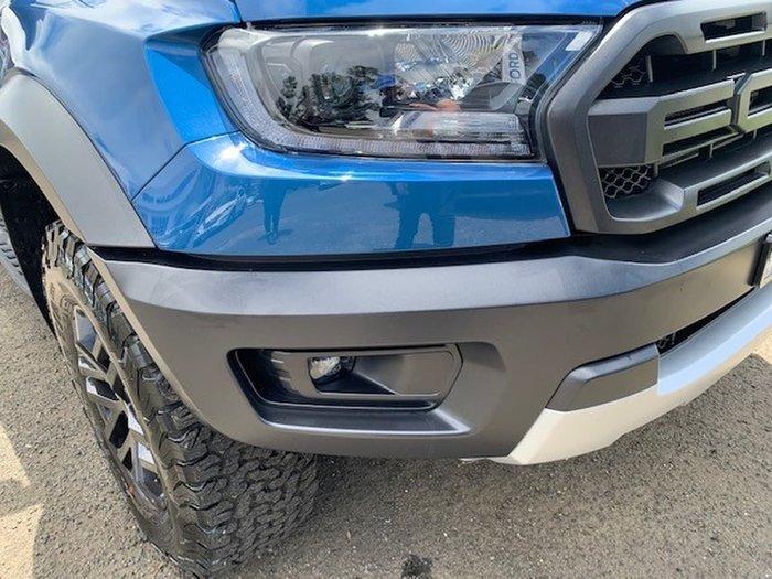 2019 Ford Ranger Raptor PX MkIII MY20.25 4X4 Dual Range Blue