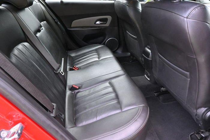 2016 Holden Cruze Z-Series JH Series II MY16 Red