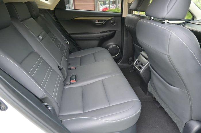 2018 Lexus NX NX300 Luxury AGZ15R 4X4 On Demand White