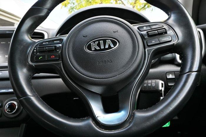 2016 Kia Sportage Si QL MY16 4X4 On Demand Silver