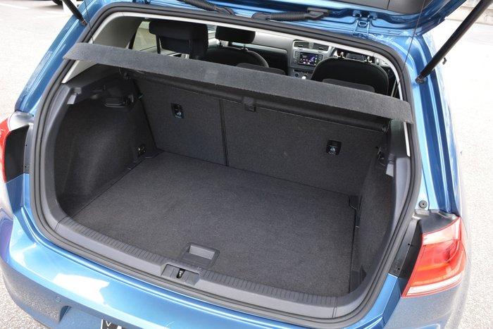 2016 Volkswagen Golf 92TSI Trendline 7 MY16 Blue