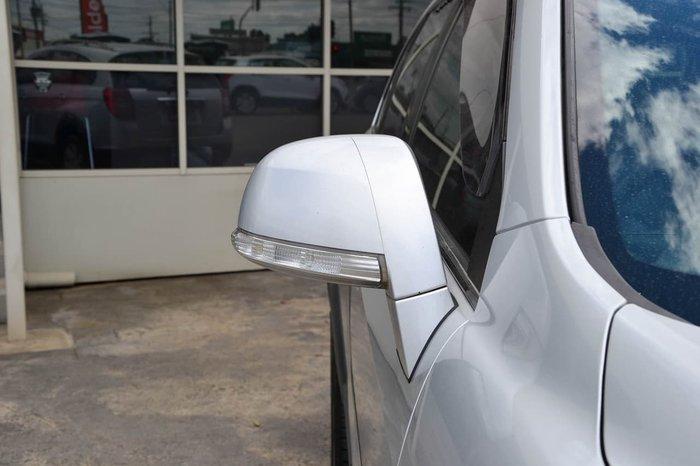 2010 Holden Captiva LX CG MY10 4X4 On Demand Silver