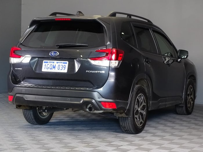 2018 Subaru Forester 2.5i S5 MY19 Four Wheel Drive Grey