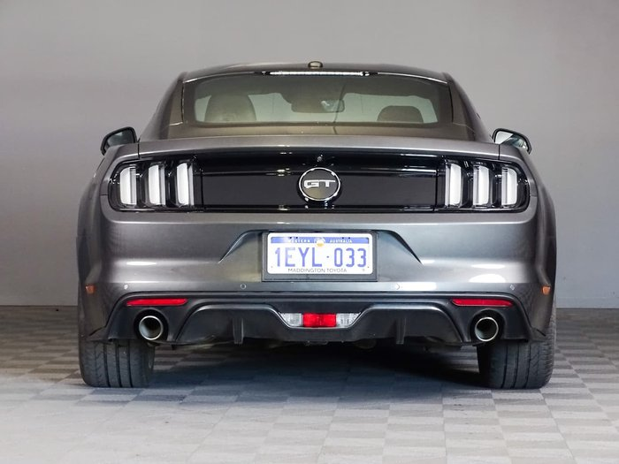 2016 Ford Mustang GT FM MY17 Grey