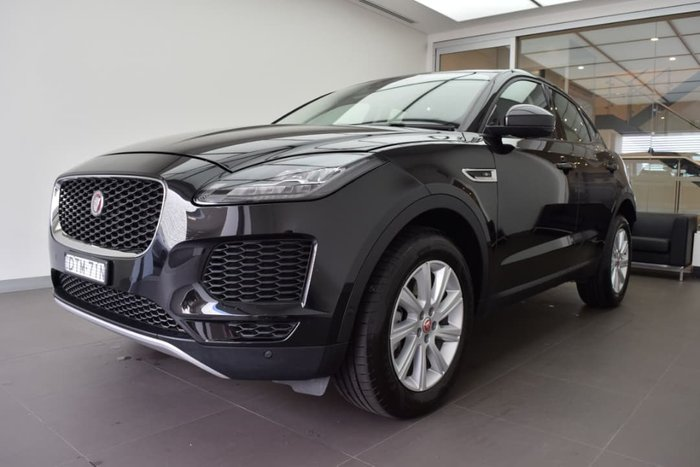 2017 Jaguar E-PACE D150 S X540 MY18 4X4 On Demand Black
