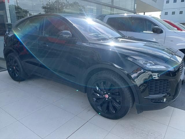 2017 Jaguar E-PACE D180 S X540 MY18 4X4 On Demand Black