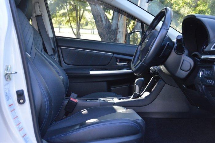 2017 Subaru Levorg 1.6 GT Premium V1 MY18 Four Wheel Drive WHITE