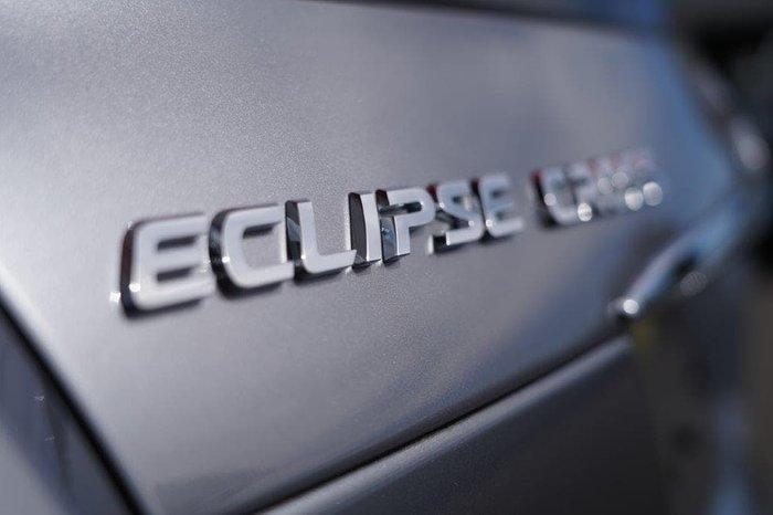 2020 Mitsubishi Eclipse Cross Exceed YA MY20 Grey