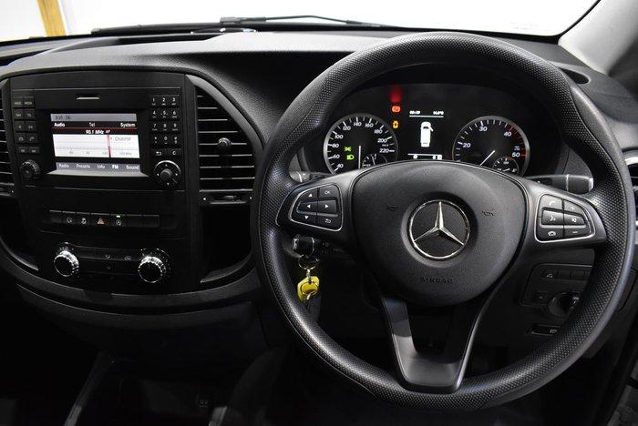 2018 Mercedes-Benz Vito 119BlueTEC 447 White