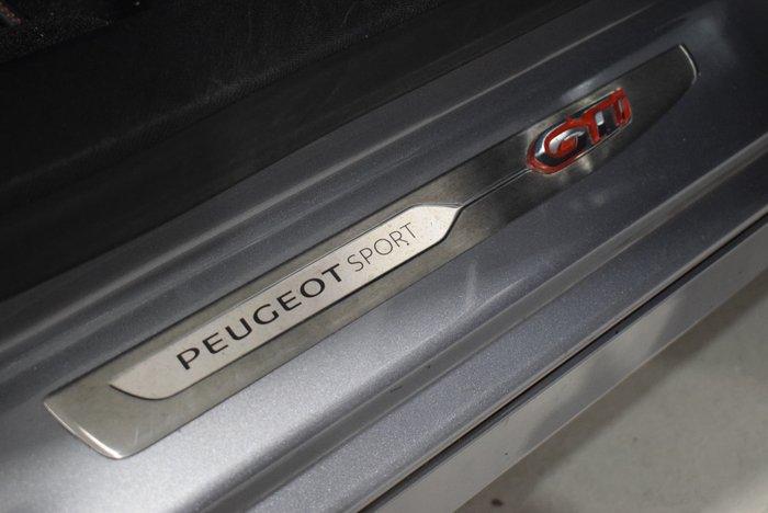 2017 Peugeot 308 GTi 270 T9 MY18 Grey