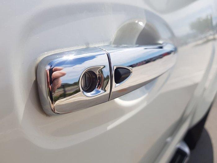 2017 Nissan Navara ST-X D23 Series 3 4X4 Dual Range White