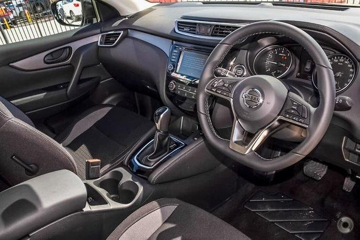 2020 Nissan QASHQAI ST J11 Series 3 MY20 Grey