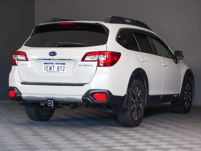2015 Subaru Outback 2.5i Premium 5GEN MY15 Four Wheel Drive White
