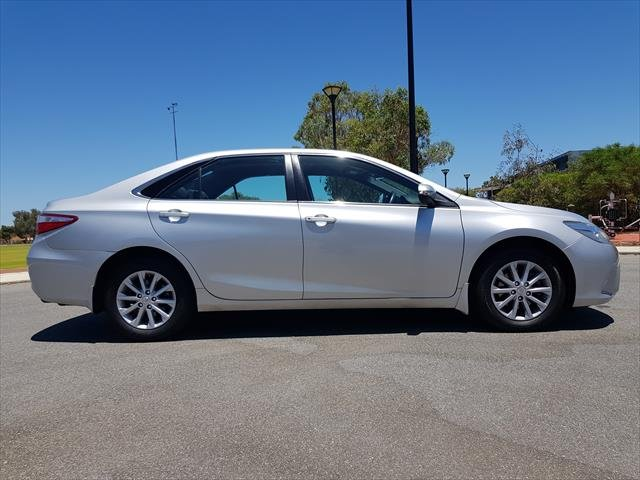 2015 Toyota Camry Altise ASV50R WHITE
