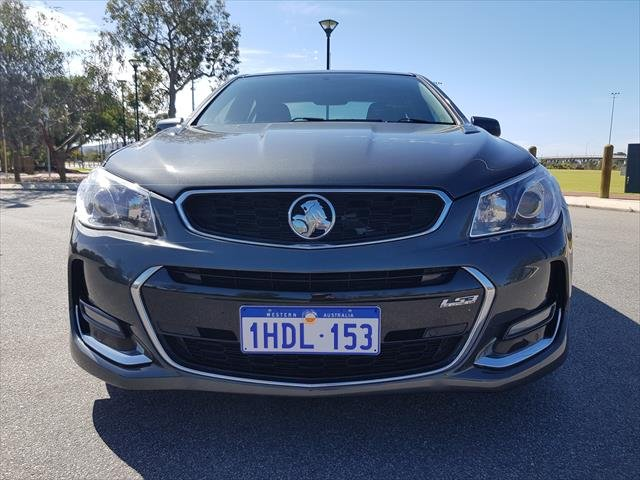 2017 Holden Commodore SS VF Series II MY17 Grey
