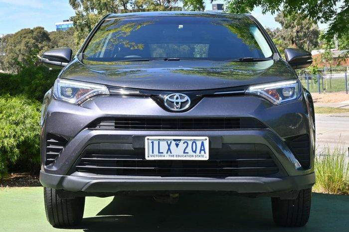 2016 Toyota RAV4 GX ASA44R 4X4 On Demand Grey