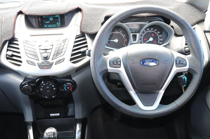 2014 Ford EcoSport Trend BK Blue