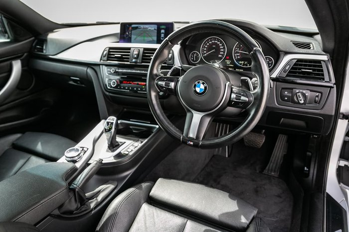 2013 BMW 4 Series 428i M Sport F32 Silver