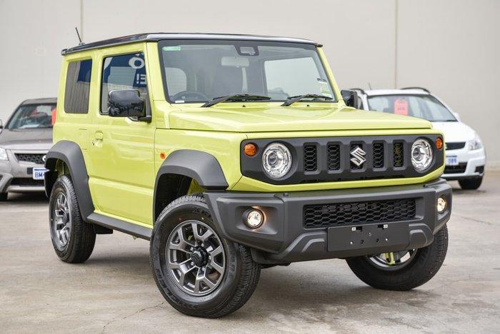 2020 Suzuki Jimny GLX