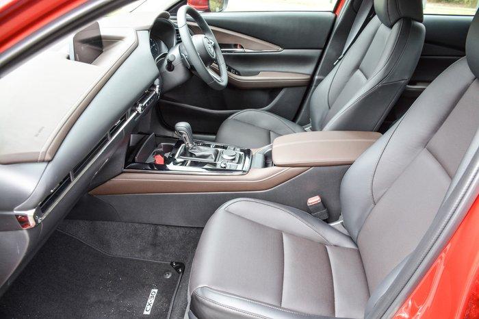 2020 Mazda CX-30 X20 Astina DM Series 4X4 On Demand Soul Red Crystal