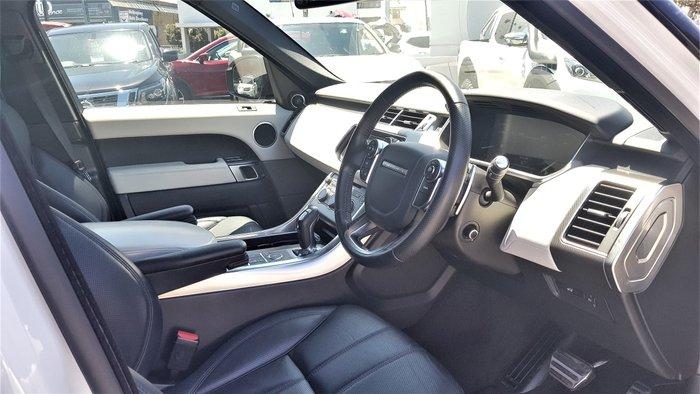 2015 Land Rover Range Rover Sport SDV8 HSE Dynamic L494 MY16 4X4 Dual Range White