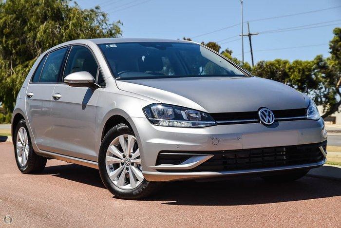 2020 Volkswagen Golf 110TSI Trendline 7.5 MY20 Silver