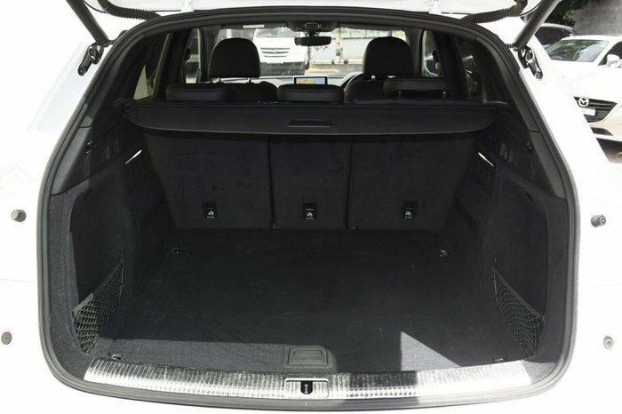 2017 Audi SQ5 FY MY18 Four Wheel Drive WHITE