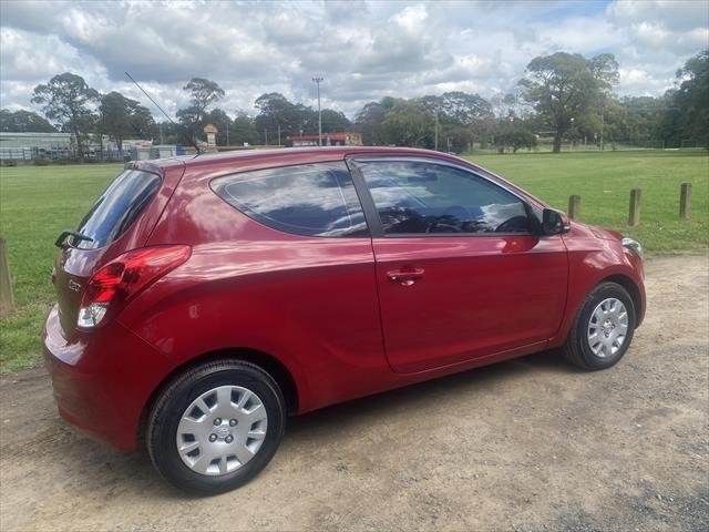 2014 Hyundai i20 Active PB MY15 RED PASSION