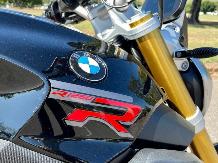 2019 BMW R 1250 R Black