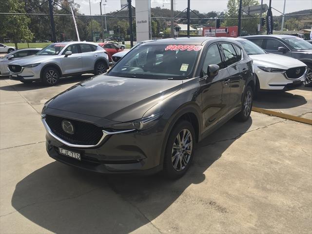 2019 Mazda CX-5 Akera