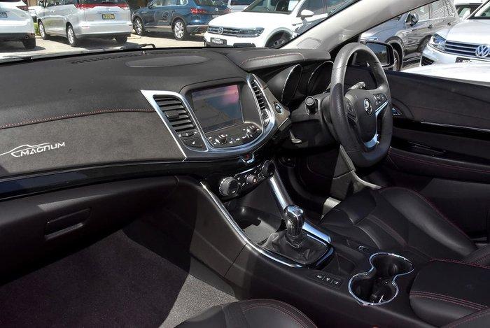 2017 Holden Ute Magnum VF Series II MY17 Black