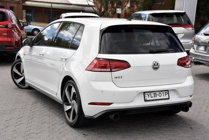 2018 Volkswagen Golf GTI 7.5 MY18 White