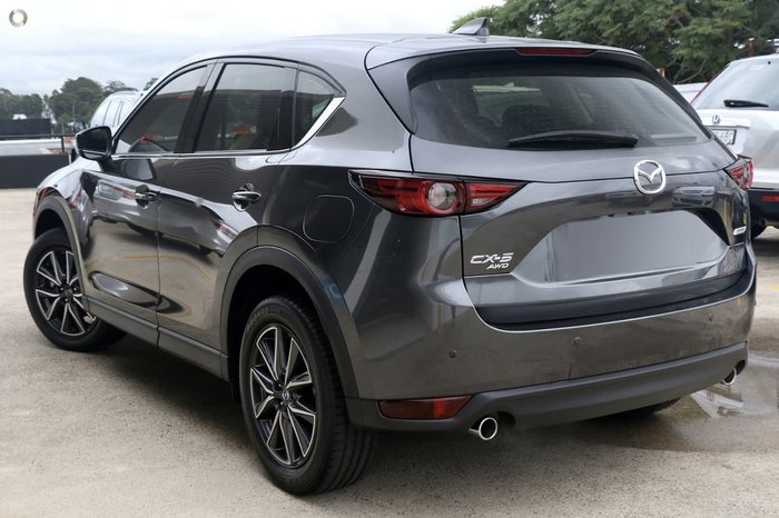 2020 Mazda CX-5 GT KF Series 4X4 On Demand Grey