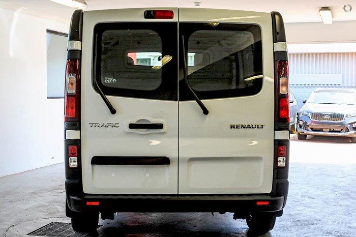2020 Renault Trafic Premium 125kW X82 White