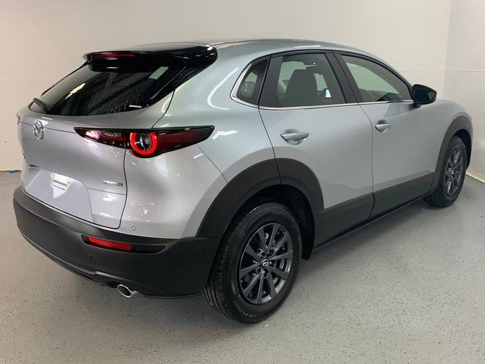 2020 Mazda CX-30 G20 Pure DM Series Silver