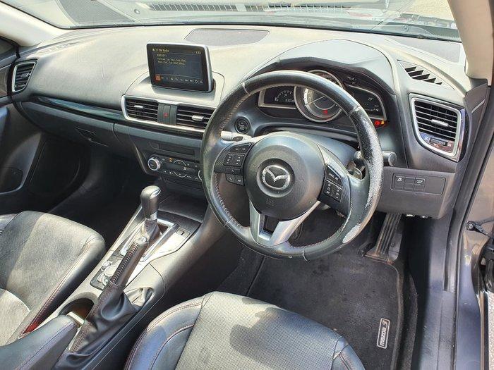2015 Mazda 3 Touring BM Series Grey