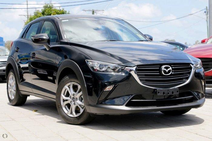 2020 Mazda CX-3 Maxx Sport DK Jet Black