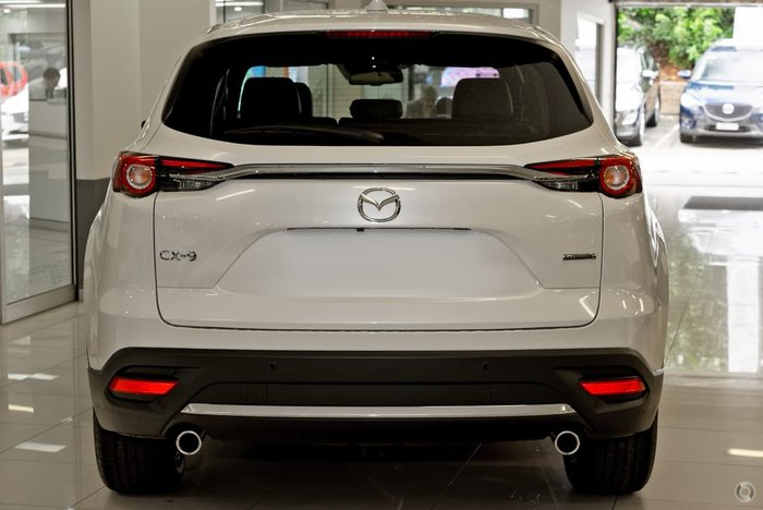2020 Mazda CX-9 GT TC Snowflake White Pearl