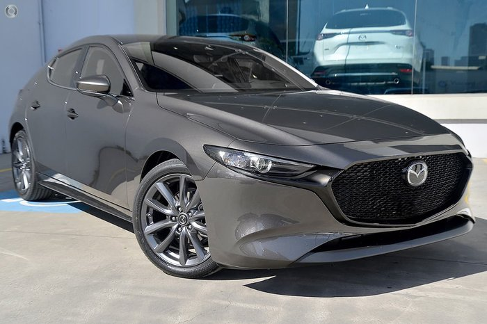2020 Mazda 3 G20 Touring BP Series Titanium Flash